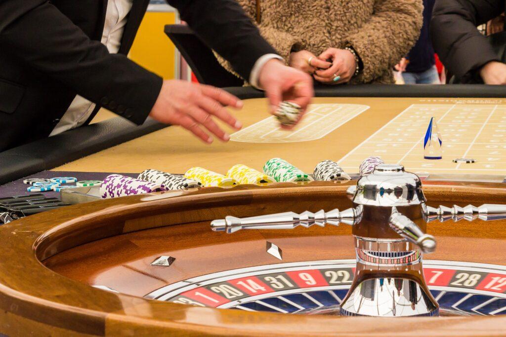 NY Casino Party